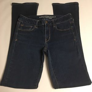 American Eagle Jeans Skinny Kick Super Stretch